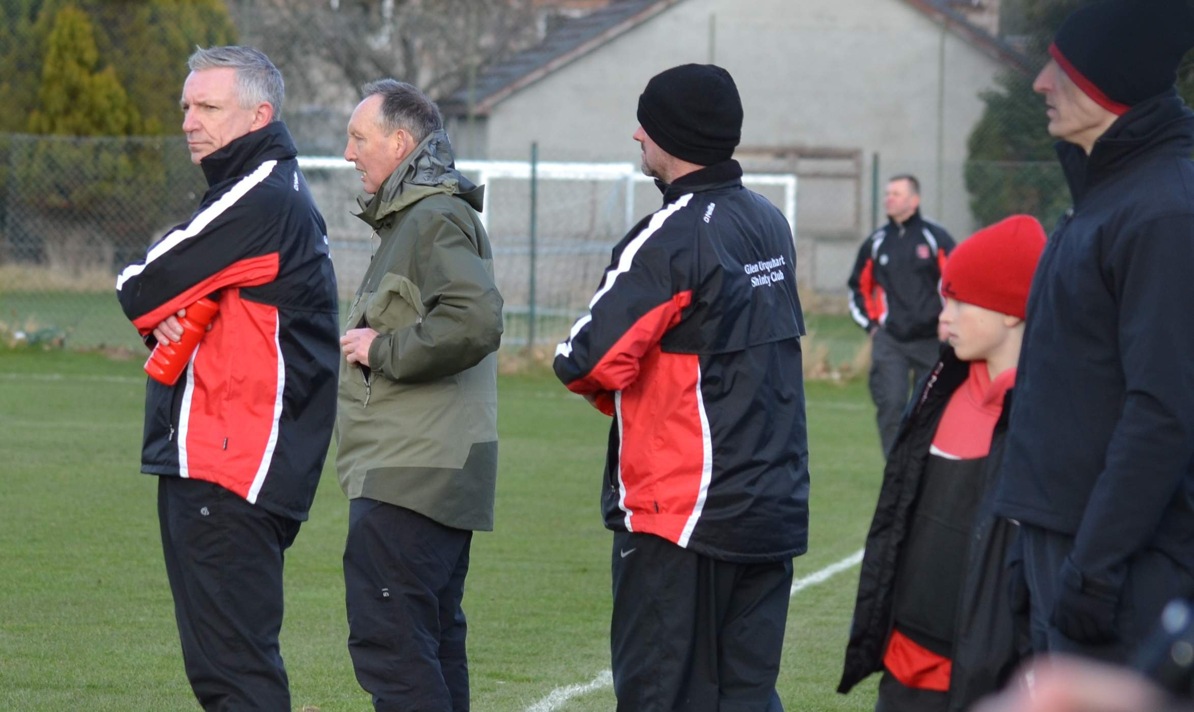 Glenurquhart Managers & Coaches