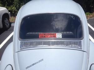 John Owen's car